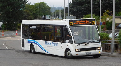 MP51BUZ - Carmarthen (Blue St)