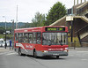 V527JBH - Carmarthen (bus station) - 6.8.11