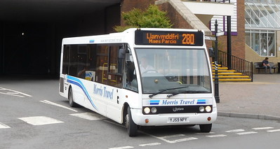 YJ59NPY - Carmarthen (bus station)