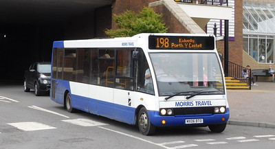 MX06BTO - Carmarthen (bus station)