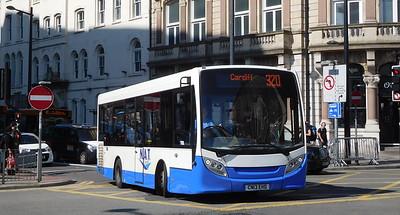 332 - CN13EHD - Cardiff (Wood St)