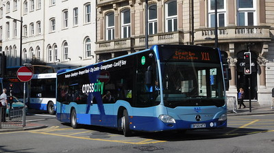 358 - BF65HTY - Cardiff (Wood St)