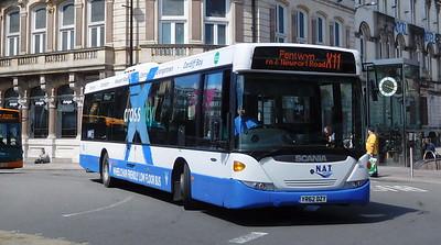 360 - YR62DZY - Cardiff (St. Mary St)