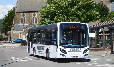 LJ56VST - Neath (Victoria Gardens)
