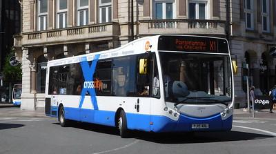 501 - YJ15AOL - Cardiff (St. Mary St)