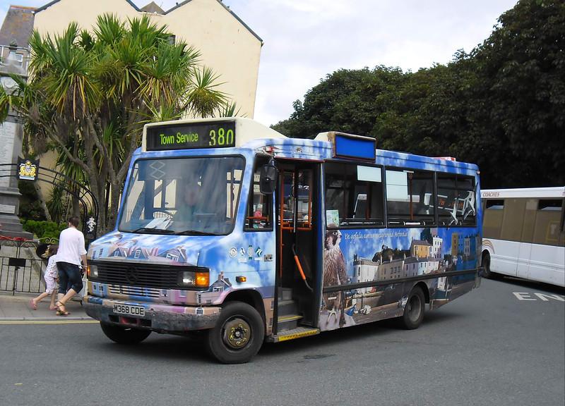 M368CDE - Tenby (South Parade) - 3.8.11