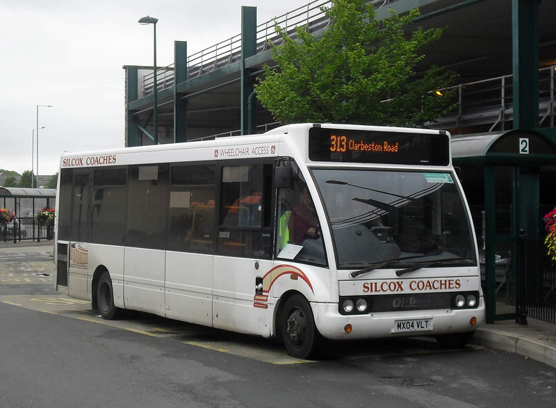MX04VLT - Haverfordwest (bus station) - 1.8.11