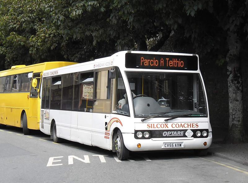 CV55AXW - Tenby (South Parade) - 3.8.11