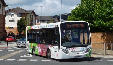 MK63WZW - Swansea (West Way)