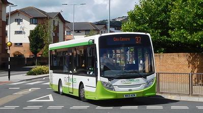 MX13AZW - Swansea (West Way)
