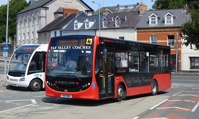 YX17NDV - Haverfordwest (bus station)