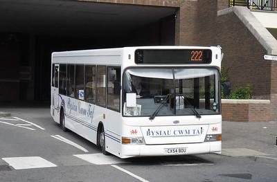 CX54BDU - Carmarthen (bus station)