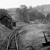 Castle  Caerinion Looking to Llanfair 17/9/1956