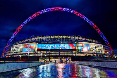 Wembley Stadium: Crystal Palace
