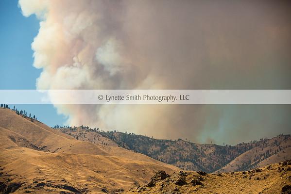 Entiat Fire July 2014