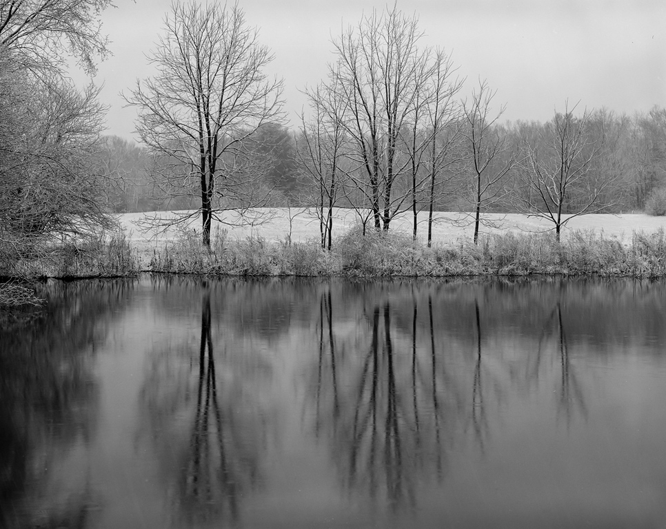 Rich Vogel- Winter Arrives
