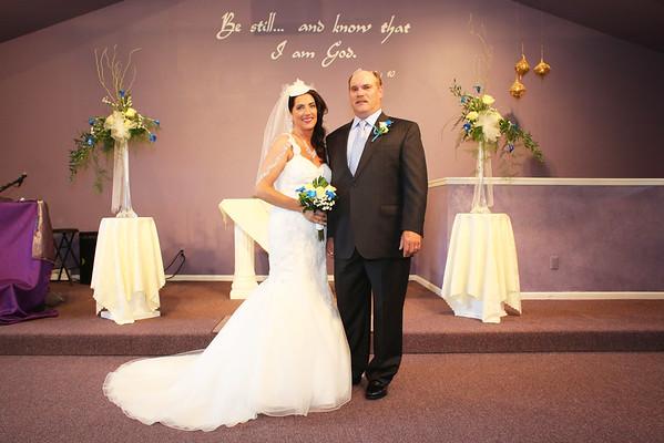 Wendy & Dave Wedding