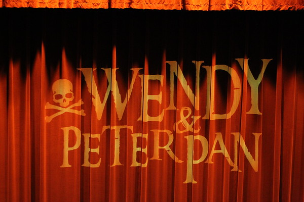 Wendy and Peter Pan Sunday Close  5-6-18