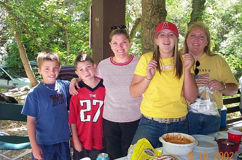 Cousins 2002 Group #2 19