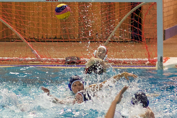Wenona Year 7 Water Polo vs Pittwater and St Lukes 2017 09 01