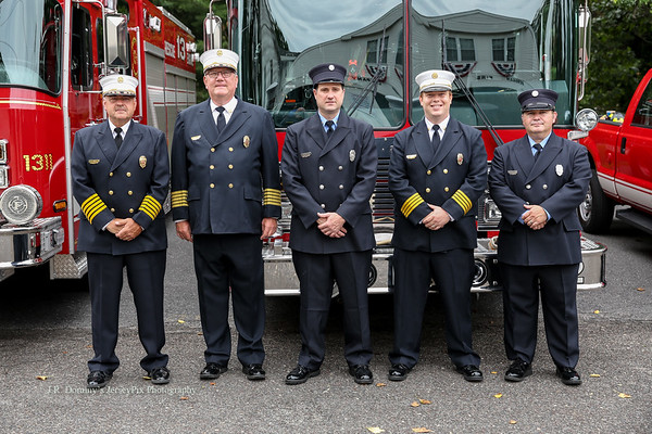 The WFC Line Officers