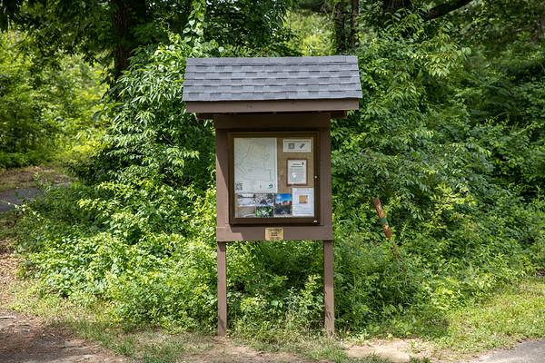 Tall Pine State Preserve, Mantua, New Jersey