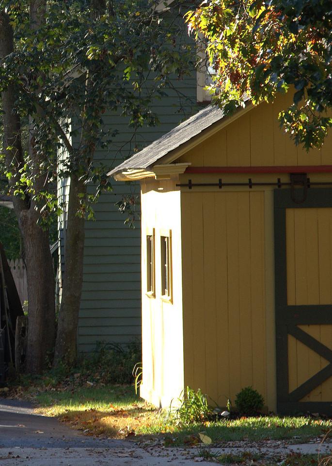 Yellow Garage