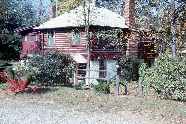 Dewey Parker's House