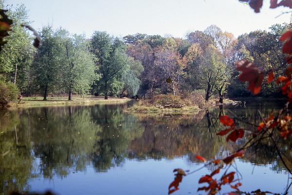 Green's Lake Looking East