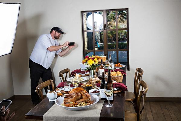 Wente Thanksgiving Shoot