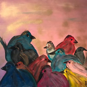 Birds 2 € 550