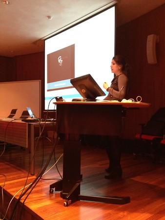 Seminar Mens voor de Lens 2012