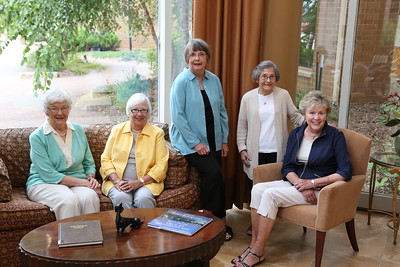 Edgewater  - A lovely group of ladies  -  8/27/2015