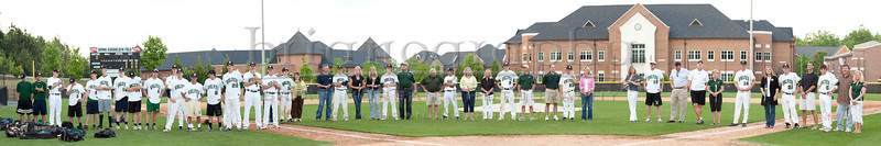 2010 Senior Baseball Pano