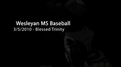 Wesleyan MS Baseball