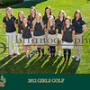 2012 Girls Golf_COACHES PHOTO