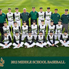 2012 Middle School Baseball_COACHES PHOTO