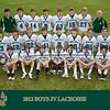 2012 Boys JV Lacrosse_COACHES PHOTO