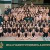 2012-13 Varsity Swimming and Diving