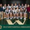 2012-13 Varsity Basketball Cheerleading