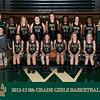 2012-13 8th Grade Girls Basketball