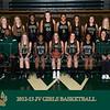 2012-13 JV Girls Basketball
