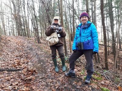 WBFN members, in Area 5 (Photo by Jennifer Jackman)