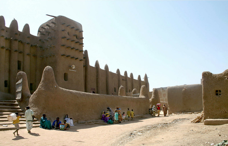 120 Djenne Mosque