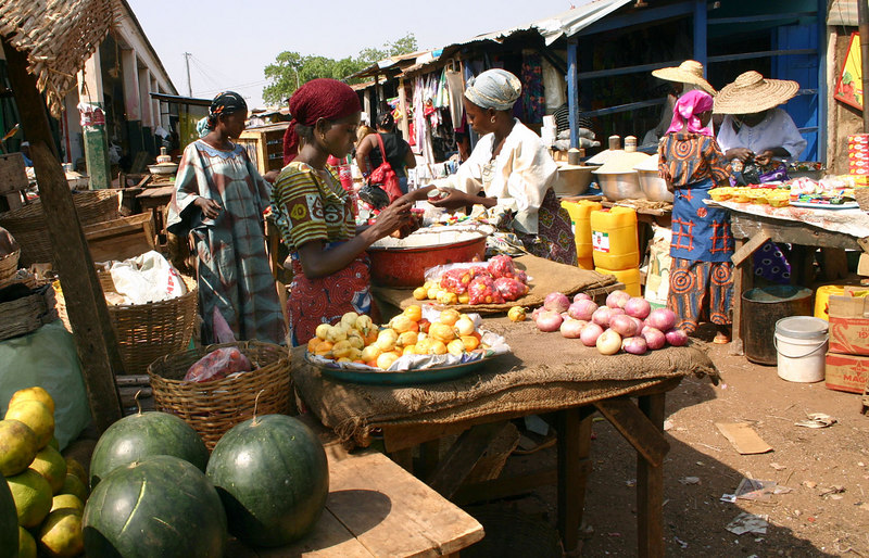 Tamale Market