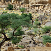 044 Tellem cave dwellings
