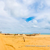 On the Coastal Route Ouidah-Cotonou, Benin