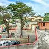 View from Hotel du Lac, Cotonou, Benin