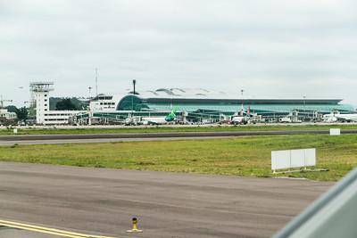 The new Maya Maya International airport, Brazzaville, Department of Brazzaviulle, Republic of Congo