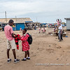 The fishing village Jamestown, Accra, Ghana